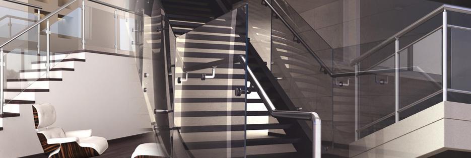 Ringhiere e parapetti per interni esterni balconi scale - Ringhiere per interni ...