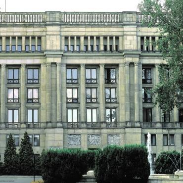 Dipartimento di finanza Warsaw