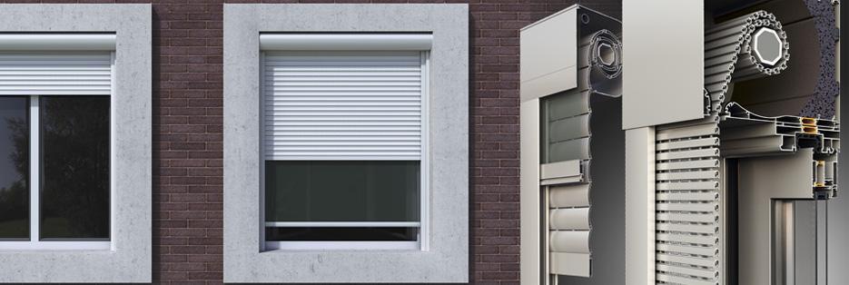 Serrande avvolgibili - Serrande elettriche per finestre ...