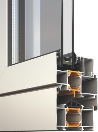 sistema a taglio termico M11000