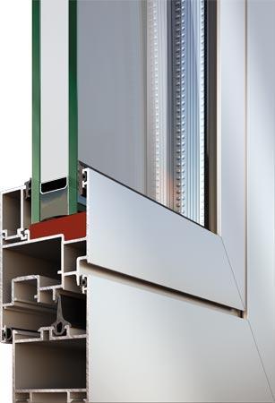 profili per finestre e porte M15000