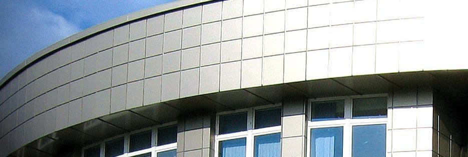 Pannelli compositi in alluminio alta qualità