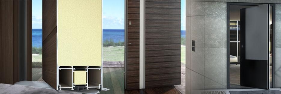 La porta d'ingresso che apre nuovi orizzonti per la progettazione architettonica